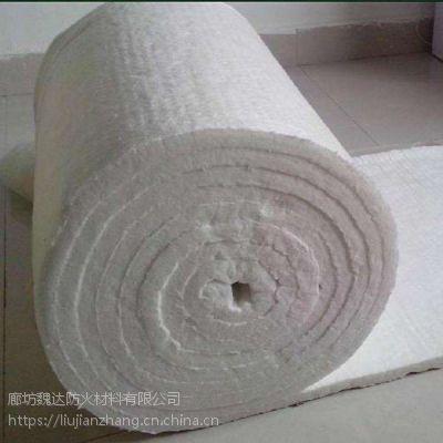 衡水标准型硅酸铝纤维毯容重
