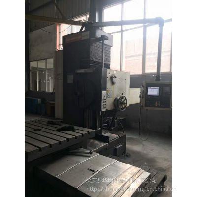 厂家直销售汉川TK611C-1数控卧式铣镗床