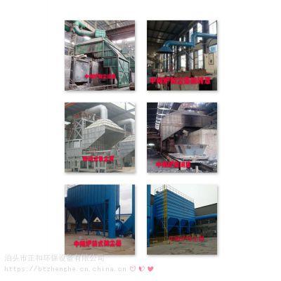 中频炉布袋除尘器除尘效率高,结构简单易维修,成本低