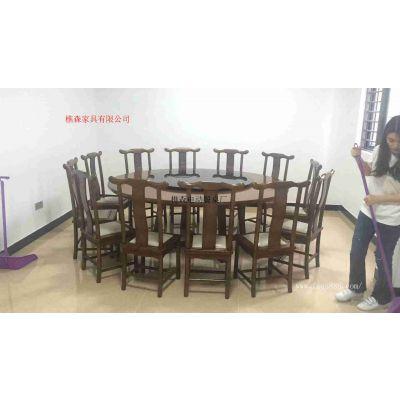 输送带电动餐桌 长方形电动餐桌樵森家具批发价销售
