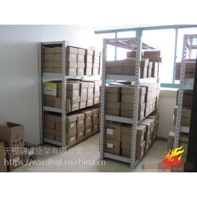 无锡中轻型仓储货架,承重100-300kg仓储货架_无锡火麒麟货架