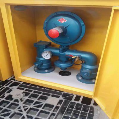供应RX-100/0.4C食堂锅炉燃气调压箱 枣强昂星燃气