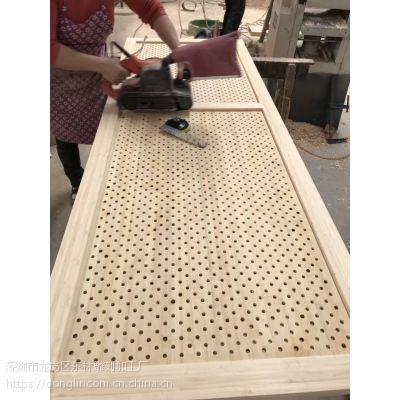 广东原竹木竹板材料加工镂空板-雕板板-通花板加工厂-东林镂空板加工厂