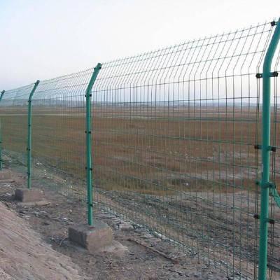 圈地围栏网 护栏网厂家 湖南铁丝网高1.8米围栏价格