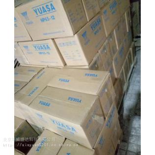 汤浅蓄电池12V65AH机房专用NP65-12销售价格