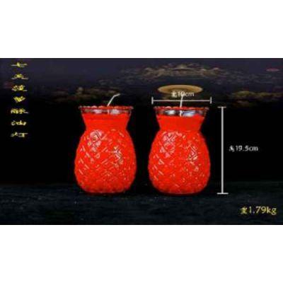 安徽旺来菠萝酥油灯供货商