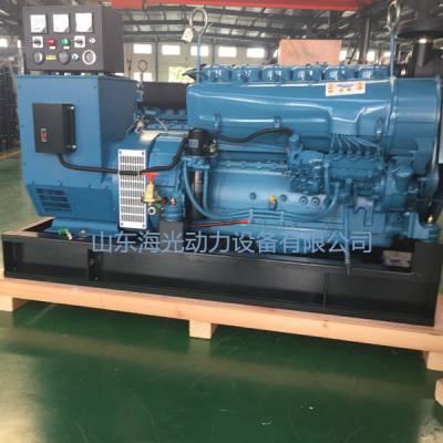 50千瓦北内F6L912风冷柴油机 60赫兹 朝鲜绿皮火车寒冷地区房防冻发动机