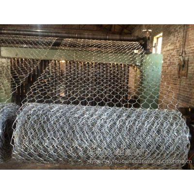 贵阳11*13cm河道治理铅丝石笼网 河床加固石笼网箱工厂定做