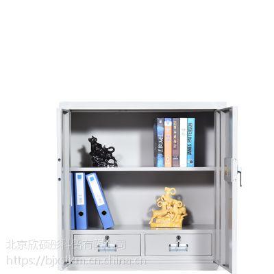 沃一电子保密柜双门大型保密文件柜办公密码柜加厚资料储物柜档案柜矮柜