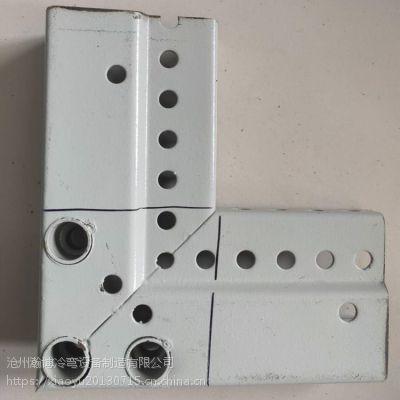瀚博冷弯专业生产电缆桥架换成型设备