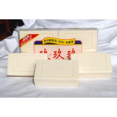 玖玖玖多功能洗衣沐浴香皂 天然植物精华制造