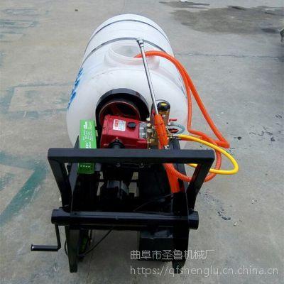 农用高压汽油喷雾器 果园农田高压打药机