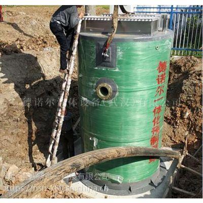 智能一体化提升泵站 厂家