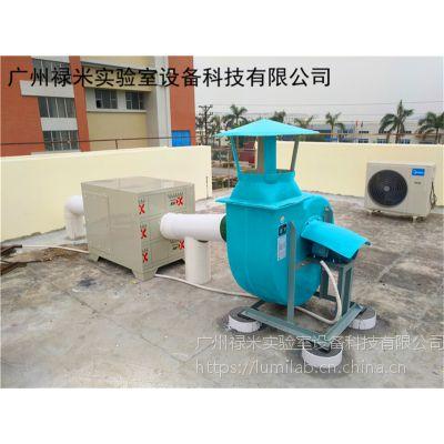 化验室不锈钢通风柜排风系统管道设计安装