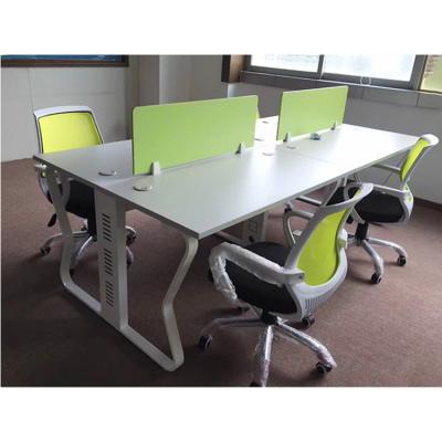 福建办公家具厂家定制 办公屏风 职员办公桌椅 组合卡位卡座 电脑桌台定做