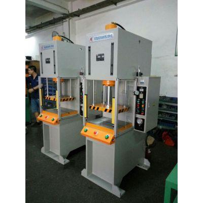 供应金拓品牌KTCQD-20TS单柱铆压机