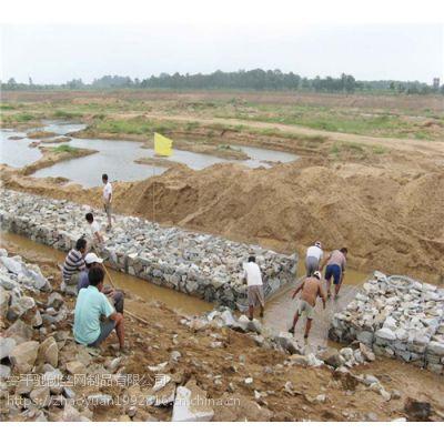 河岸整治防护固滨笼生态型河道治理固滨笼堤脚防护