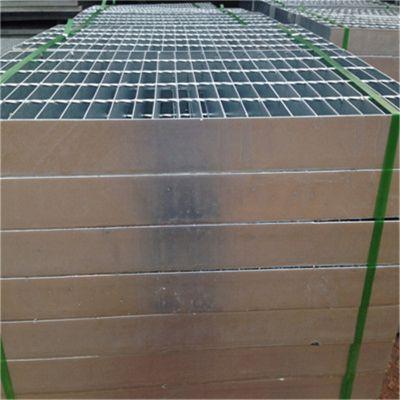 重型钢格板厂家 防滑钢格板规格 楼梯踏步板多少钱一平