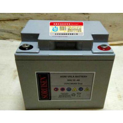 美国索润森蓄电池SAL12-65索润森铅酸蓄电池12V65AH进口批发