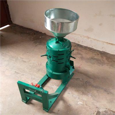 宇悦陕西延安家用型稻谷去皮碾米机/小型电动谷子碾米机多功能