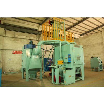 高效的合金磨片自动喷砂机热销中_YQ530型合金磨片喷砂机定制厂家