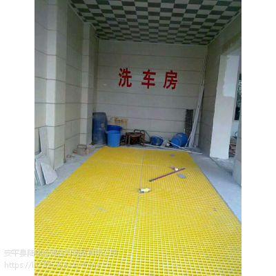 陆铭现货供应 优质玻璃钢格栅 精品玻璃钢格栅板