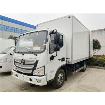 福田欧马可4.2米箱长冷藏车