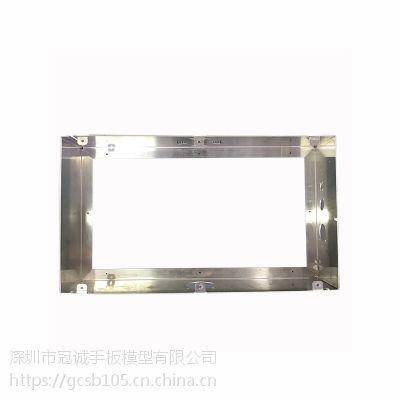 铝合金CNC手板模型样品加工厂PA尼龙PBTABS手板厂家软胶复模制作
