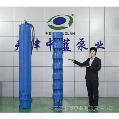 小区高楼供水深井泵 潜水泵型号