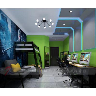 洛阳电竞酒店装修设计哪家更专业-选择河南天恒装饰一定没错