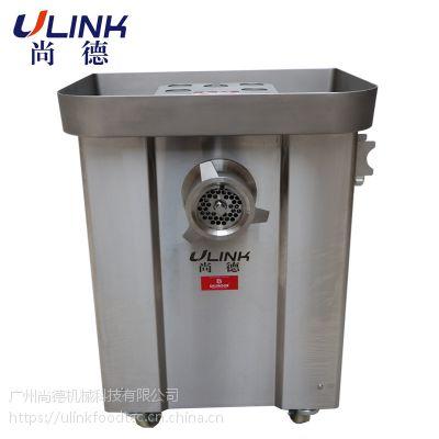 三网双刀绞肉机ULINK-LM-832 广州尚德机械绞肉机采用进口绞刀、绞网、元器件等符合CE标