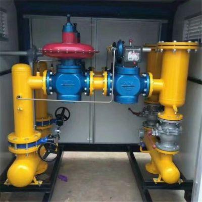 供应河南开封rx-50/0.4q天然气调压柜型号