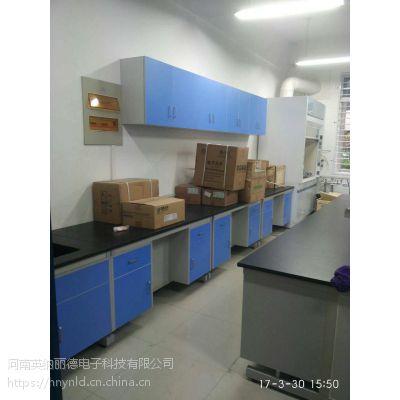 1.11 河南郑州开封吊柜 边中央台药品试剂柜通风橱 厂家