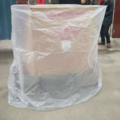 厂家方底袋 PE立体袋批发透明塑料袋 纸箱内衬四角大型防水袋