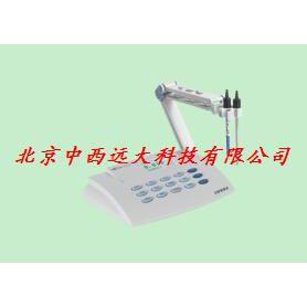 中西(LQS现货)电导率仪 型号:eSL1-DDSJ-308A库号:M107159