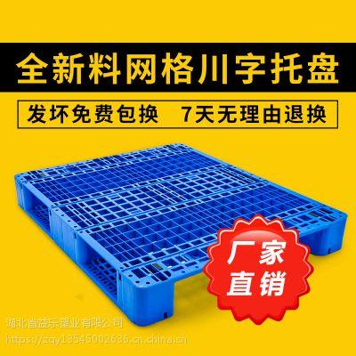 湖北益乐供应江夏区叉车栈板塑料卡板物流托盘