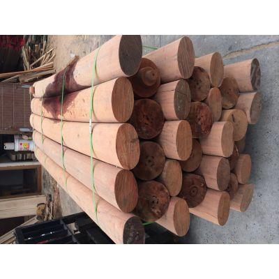 丽江印尼菠萝格立柱异形加工厂家