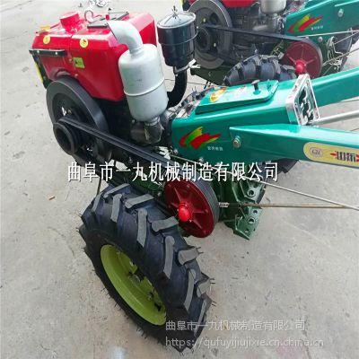 農用兩輪手扶拖拉機 一九牌101型柴油水冷拖拉機 可收割旋耕等