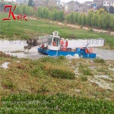 福州水草打捞设备 垃圾清理机械图片