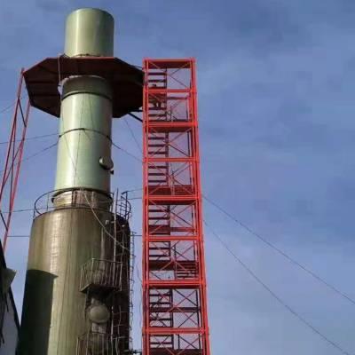质量好的安全爬梯厂家 组合式安全爬梯 梯笼爬梯 基坑安全爬梯 通达爬梯