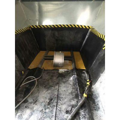 厨房设备专用液体喷砂机