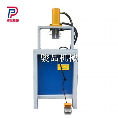 浙江工厂低价出售不锈钢管材高速冲孔机 铝形材打孔机 圆管冲弧机 护栏铁管冲孔机
