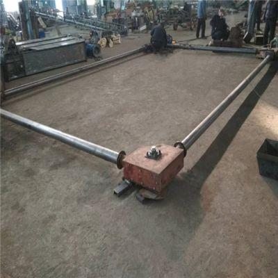 昆山 管道式上料机石英砂灌仓垂直管链机 兴运机械