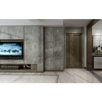 南岸铂悦澜庭装修案例-天古设计师曹妍-现代简约风格设计图