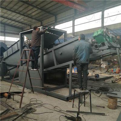 广西水轮洗砂机价格 华工生产水轮洗砂机质量好可定制
