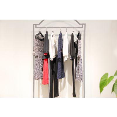 温州品牌折扣女装 短袖雪纺衫欧洲站毛衣品牌折扣店女装等多种款式