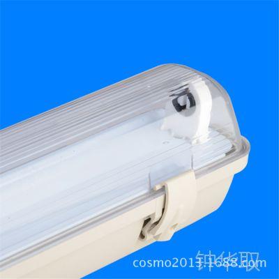 透明三防灯壳防腐蚀LED三防灯低价现货批发食品厂防尘耐用工厂灯