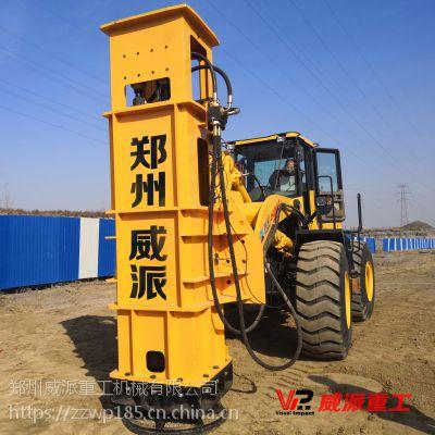 钦州市工程威派高速液压夯实机 夯实地基机械设备 小型夯实机