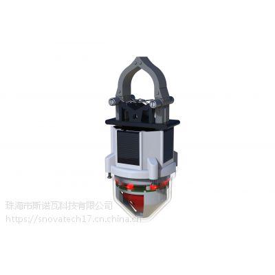 SNV308EW架空型电缆LED灯带电警示及故障指示综合仪