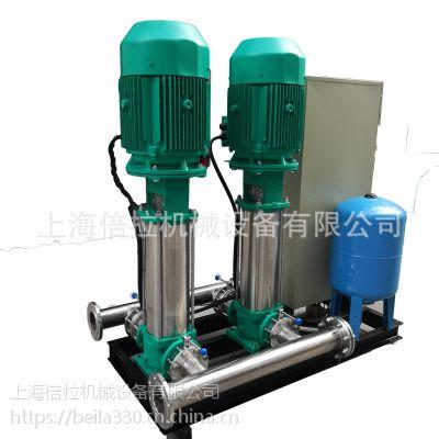 德国威乐水泵MVI3208-1/25/E/3-380-50-2小区自来水变频增压供变频